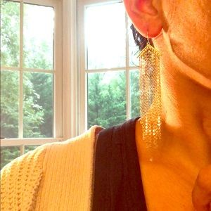 New York & Company Drop Earrings